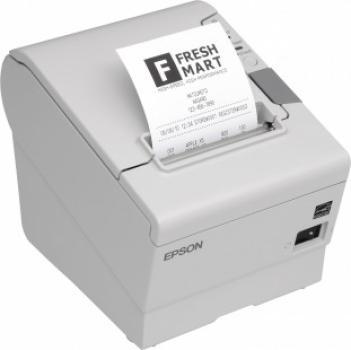 EPSON TM-T88 V (NEU) - USB + 2.Schnittstelle, Thermodrucker mit Netzteil u. USB Kabel / neu