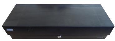 Wincor Nixdorf Kassettengeldlade KA21 - mit oder ohne Basisblech - 01750092801 - KA-21-4 schwarz neu (gleiche Schließungen)