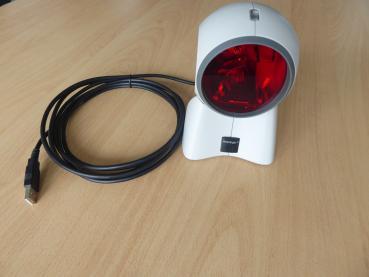 Honeywell MS7120 Orbit, USB inkl. Kabel / gebraucht  - omnidirektional, Farbe: grau