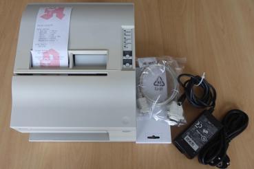 EPSON TM-U950 RS232 - seriell Modellreihe Firmwareversion: 1.xx / Kassendrucker / Rezeptdrucker / gebraucht