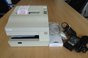 EPSON TM-U950 RS232 - seriell  Modellreihe Firmwareversion: 3.xx / Kassendrucker / Rezeptdrucker / gebraucht