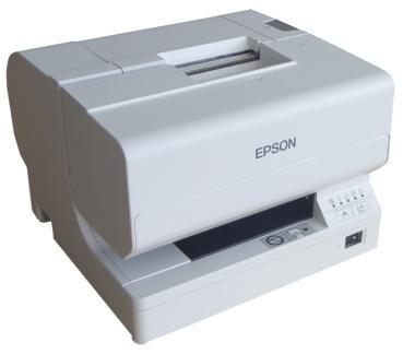 EPSON TM-J7700  - Mehrstationen-Tintenstrahldrucker,  einfarbiger Druck - NEU