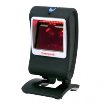 Honeywell Genesis MS7580G-2,  2D mit USB-Anschlusskabel, schwarz/silber /neu