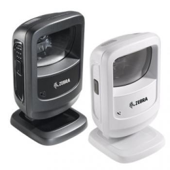 Zebra / Symbol/ Motorola  DS9208 2D mit USB-Anschlusskabel Scanner Präsentations-Imager schwarz / Gebrauchtgerät
