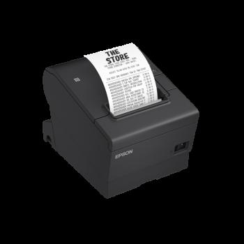 Epson TM-T88VII USB, Ethernet, Fixed Interface, PS, schwarz oder weiß