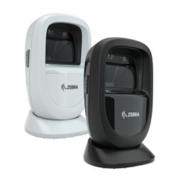 Zebra DS9300 2D mit USB-Anschlusskabel Scanner Präsentations-Imager nur in schwarz / neu