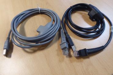 Anschlusskabel für PSC Datalogic Barcodescanner 8-0065-56 seriell